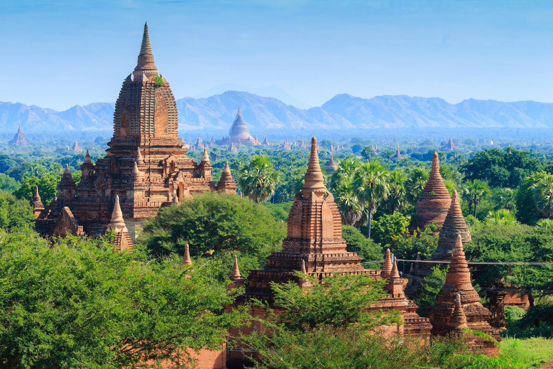 Explorez les deux meilleures villes touristiques de la Birmanie