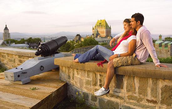 Vacances en amoureux au Québec
