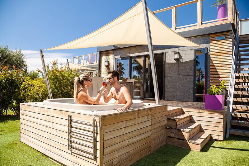 Camping de luxe et ses avantages