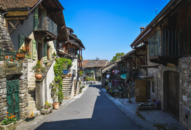 3 villages de France qui vous plairont