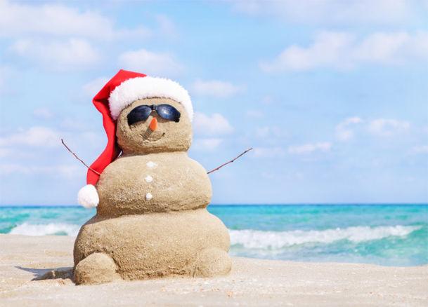 Destinations ensoleillées en décembre