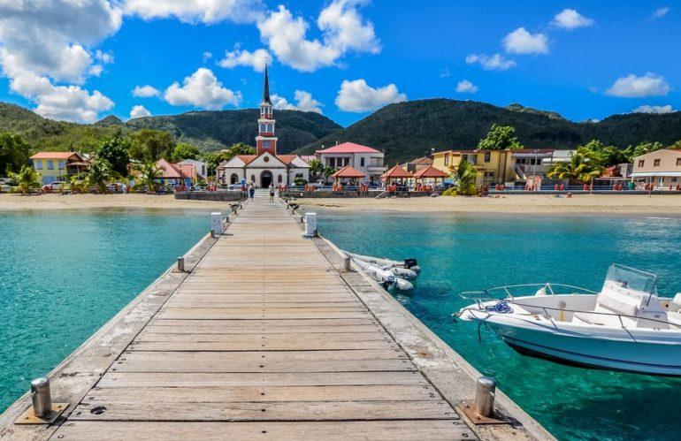 Un petit voyage au paradis : la Martinique