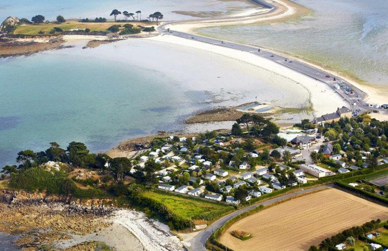 Le meilleur spot pour réserver un emplacement de camping en Bretagne