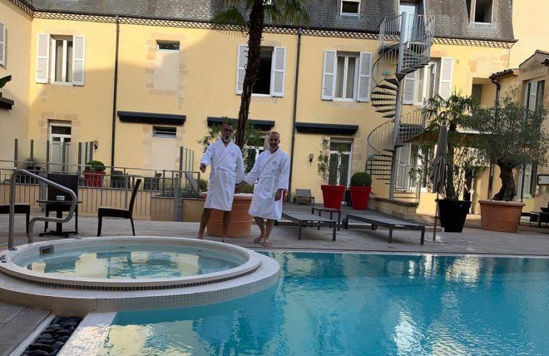 Les 3 meilleurs hôtels à Sarlat avec piscine