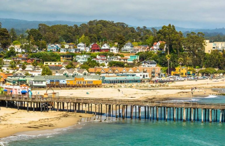 Que faire à Santa Cruz en Californie ?