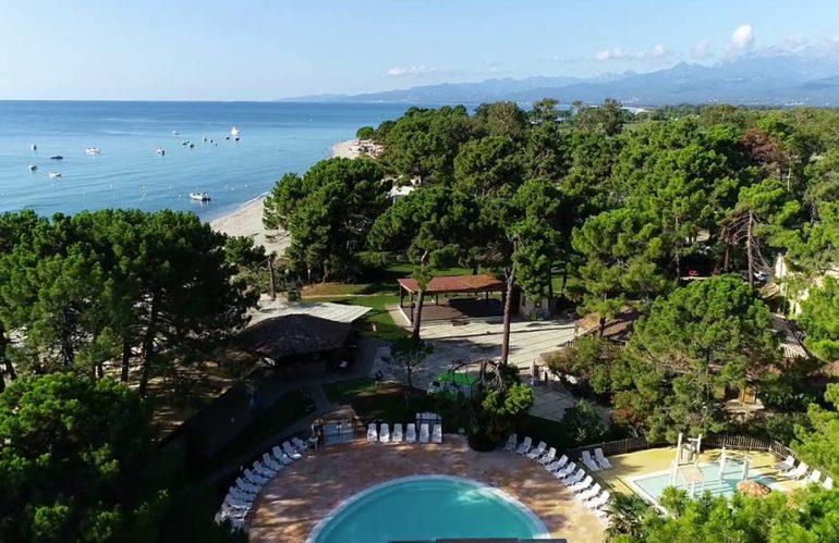 Top 4 des campings en bord de mer en Corse